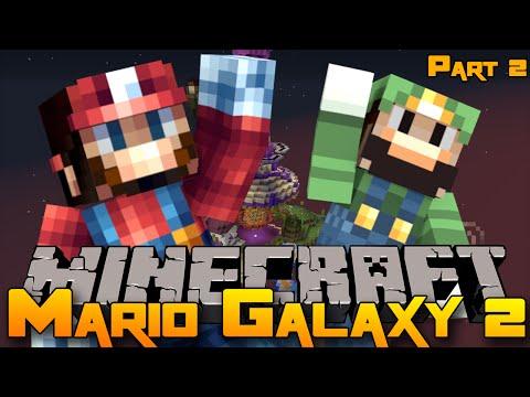 Minecraft: Super Mario Galaxy 2 Část 2 /w Duck!
