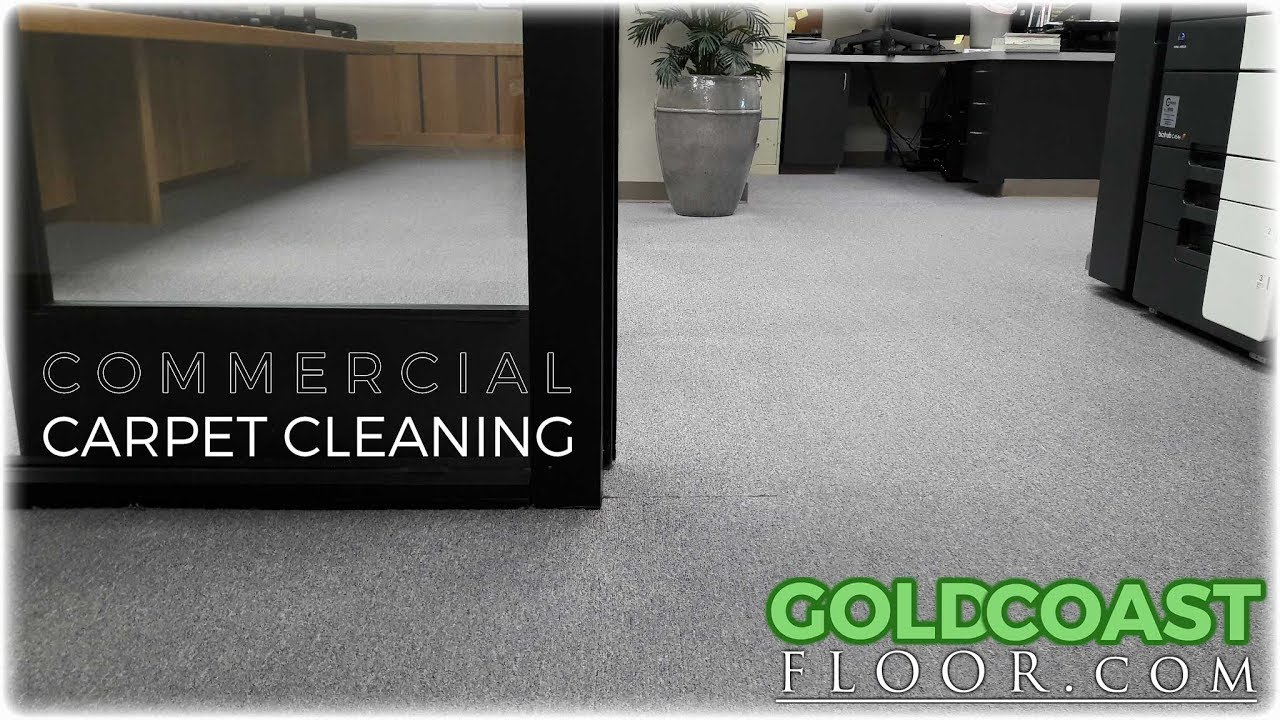 Commercial carpet cleaning West