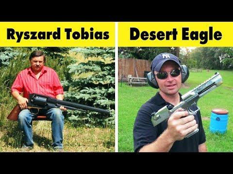 7 อันดับ ปืนพกที่ทรงพลังและอันตรายที่สุด อยู่ห่างๆเป็นดีที่สุด