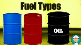 Marine Fuel Types