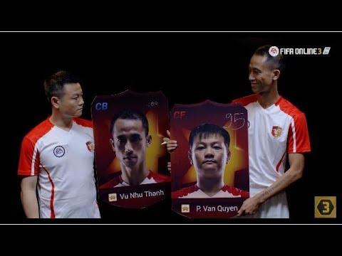 Vietnam Legend nói gì về nhau khi xuất hiện trong FIFA Online 3? [Official 4K]