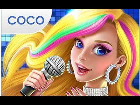 Music Idol - Coco Rock Star Android Gameplay