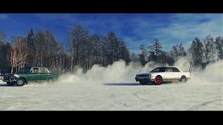 Jdmщики Против Тазоводов, Серия 6: Зимний Дрифт Ваз 2103 Vs. Toyota Chaser