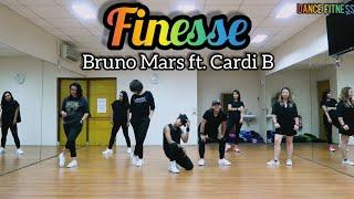 Finesse - Bruno Mars ft. Cardi B (Choreography) DANCE    FITNESS    At PHKT Balikpapan