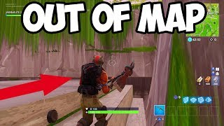 *NEW* How To Get Out of Map in Fortnite Glitches (Season 6) PS4/XBOX ONE/PC 2018