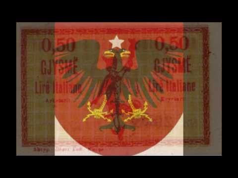 Currencies of the World: Principality of Albania; Italian Li