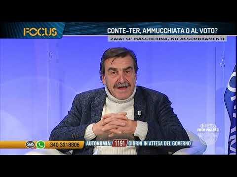 FOCUS CONTE/TER, AMMUCCHIATA O AL VOTO? | 25/01/20...