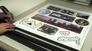 Framing Signed CD (music memorabilia)