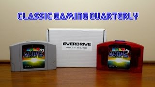 Everdrive 64 Version 3 Walkthrough & Overview