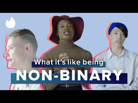 """5 Non-Binary People Explain What """"Non-Binary"""" Means To Them"""
