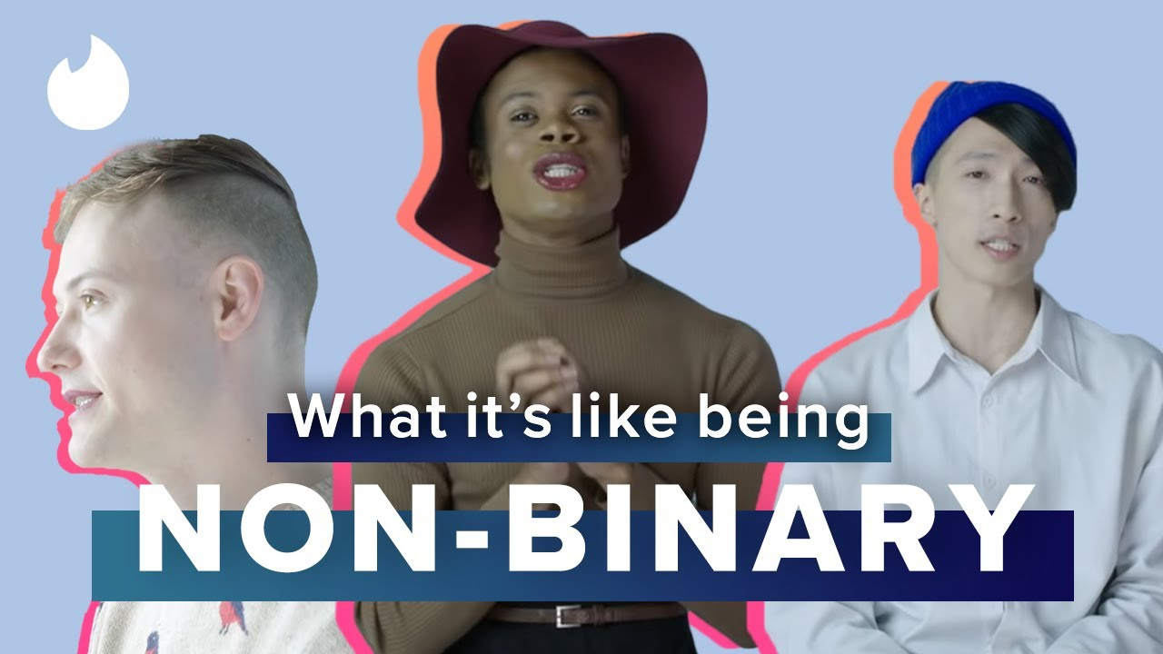 Binary meaning non transgender Nonbinary: What