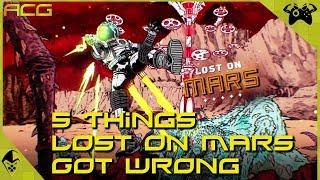 5 Things Far Cry 5 Lost On Mars Got Wrong