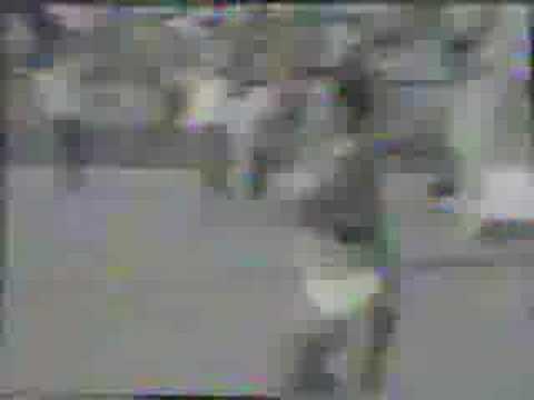 1984 Olympics 1st round: Roald Bradstock