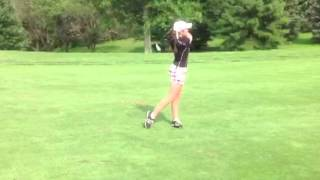 Elizabeth Engel College Golf Video Thumbnail