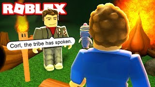 ROBLOX SURVIVOR | I Got Kicked Off?