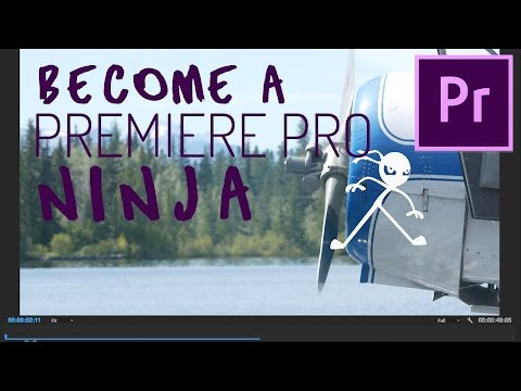 Stop Editing Slow in Premiere! Here's how to save time and edit faster.