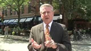 FOX 8 NEWS | Cleveland's Bill Martin Pays Off Bet to California's Bill Martin