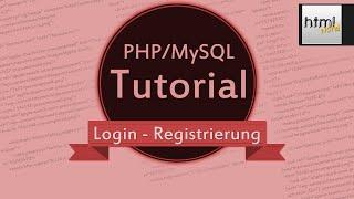 PHP Tutorial: Login mit Registrierung| MySQL | deutsch Mp3