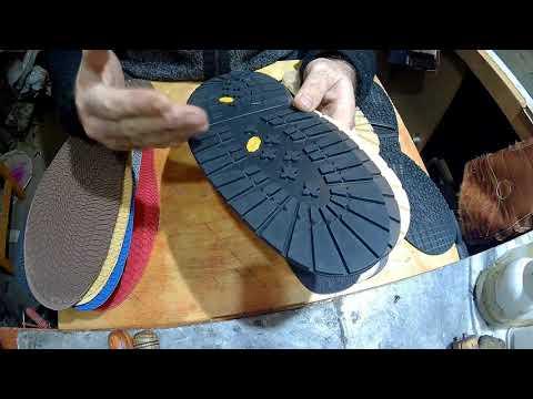 Выбираем материал для ремонта обуви