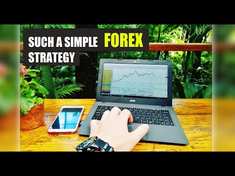 Easy trading strategy all FOREX traders should use | Simple