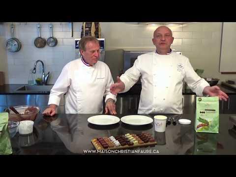 Le Fondant au Chocolat par Christian Faure