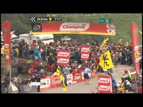 9 Tour de France stage 9 live 13 07 08 .