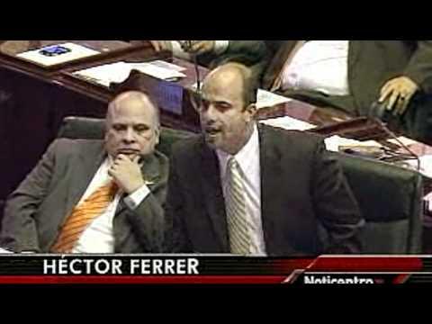 """Jennifer """"Maltratada"""" por Héctor Ferrer Que Defiende Violencia de Farinacci"""