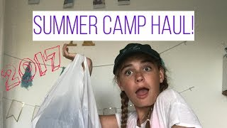 summer camp expectations