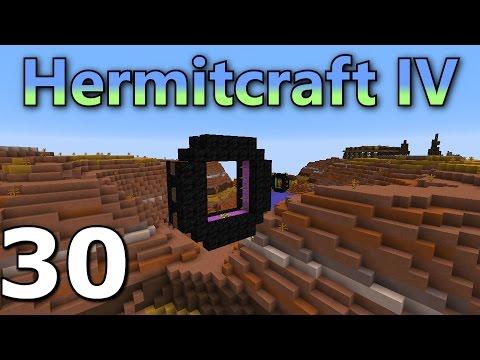 Hermitcraft 4 Ep.30- Elytra Rings