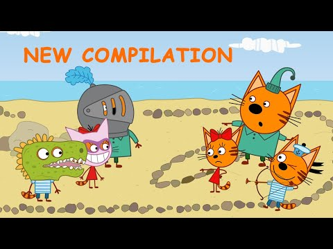KidECats   New Summer Compilation   Cartoons for Kids