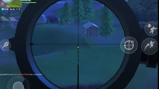 🔴🔴2 KILLS 260 m SNIPER FORTNITE MOBILE FR FRANÇAIS EN LIVE