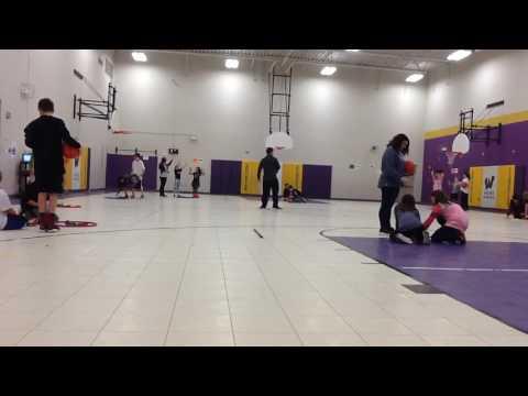 Basketball lesson 5th grade