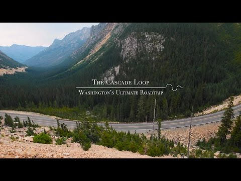 The Cascade Loop   Washington's Ultimate Roadtrip