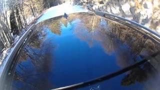 NISSAN X-TRAIL 4WD T32 Offroad Snow Test