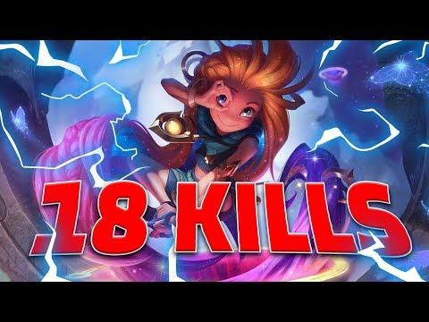 Shiphtur | THE 18 KILL ZOE GAME!!