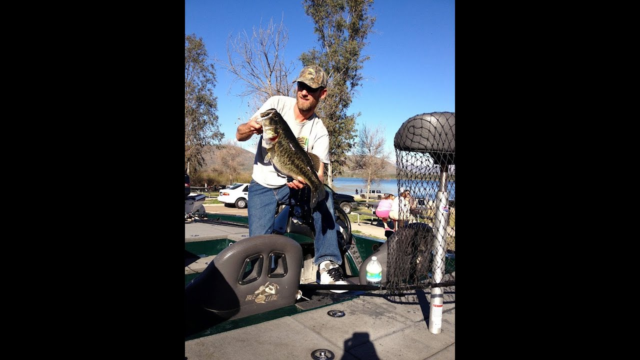 San diego bass tournament lake otay swim baits youtube for Otay lakes fishing
