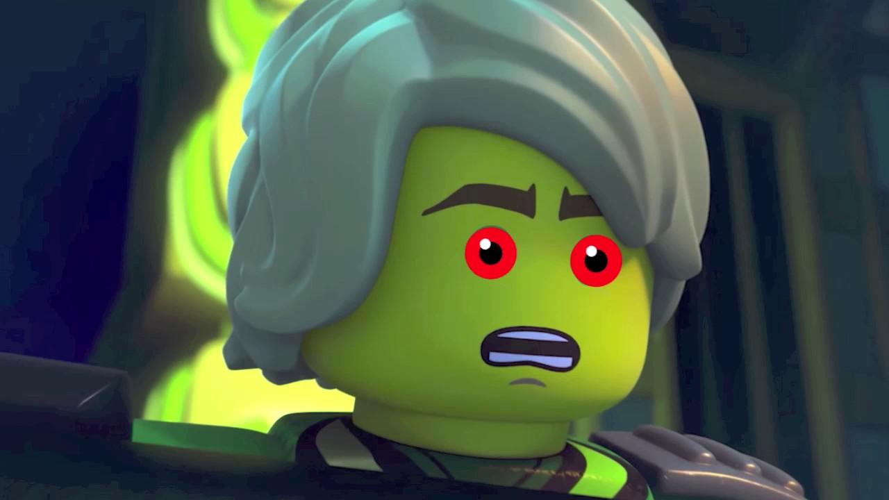 Ninjago lloyd has an evil brother youtube - Ninjago lloyd ...