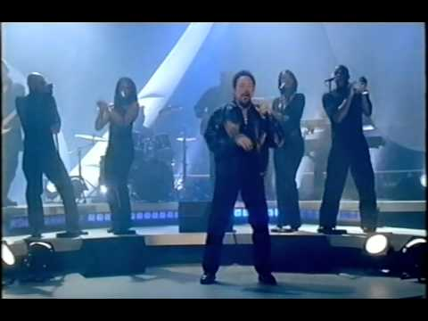 Tom Jones - Black Betty on Irish TV
