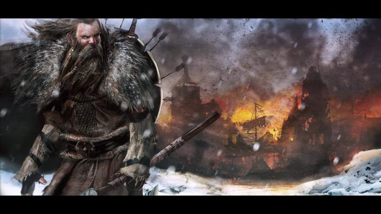 Fire Axe A Viking Saga Review