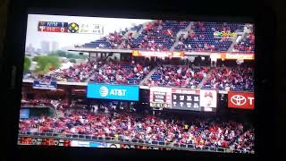 Nick Williams got a home run for the Philadelphia Phillies
