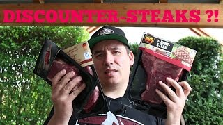 Steaks vom Discounter
