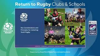 Webinar   Competitive Rugby Season 2020/21