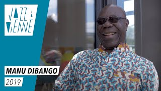 Manu Dibango - Jazz à Vienne 2019