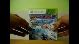 Otomedius excellent Special edition unboxing xbox 360 exclusive title!
