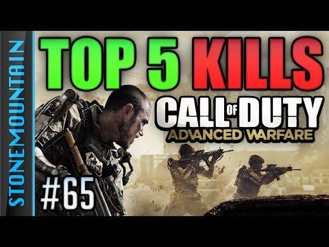 Advanced Warfare: Top 5 Kills (AW Best Killcams, Collaterals, HeadShots, Feeds, Trickshots) WBCW #65