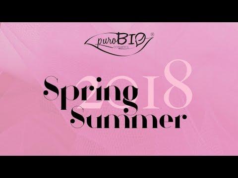 Spring/Summer 2018 | WE ARE PINK | la Nuova Collezione puroBIO cosmetics
