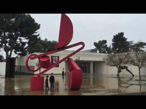 Fresno Art Museum (bonus footage)