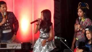 Hanin Dhiya - Bintang Kehidupan/Di Reject/Balonku @LiveChatkustik
