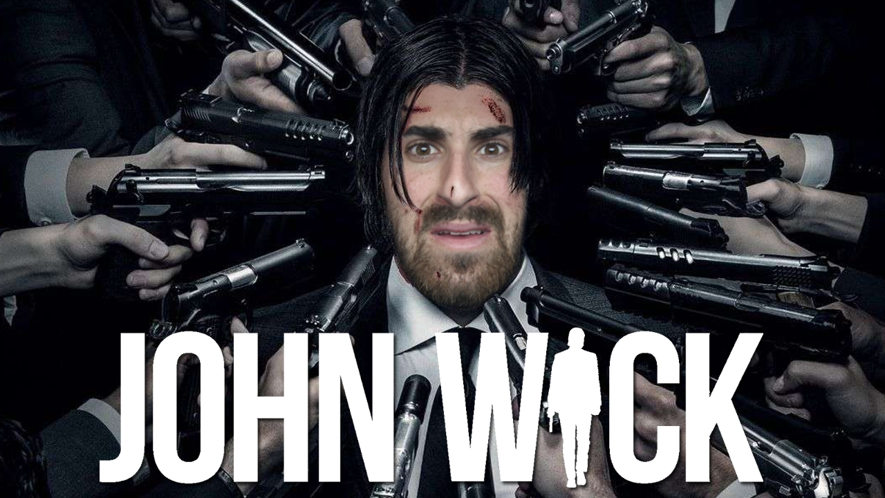 John Wick Chronicles Vr Im Sweating Bullets Htc Vive Gameplay