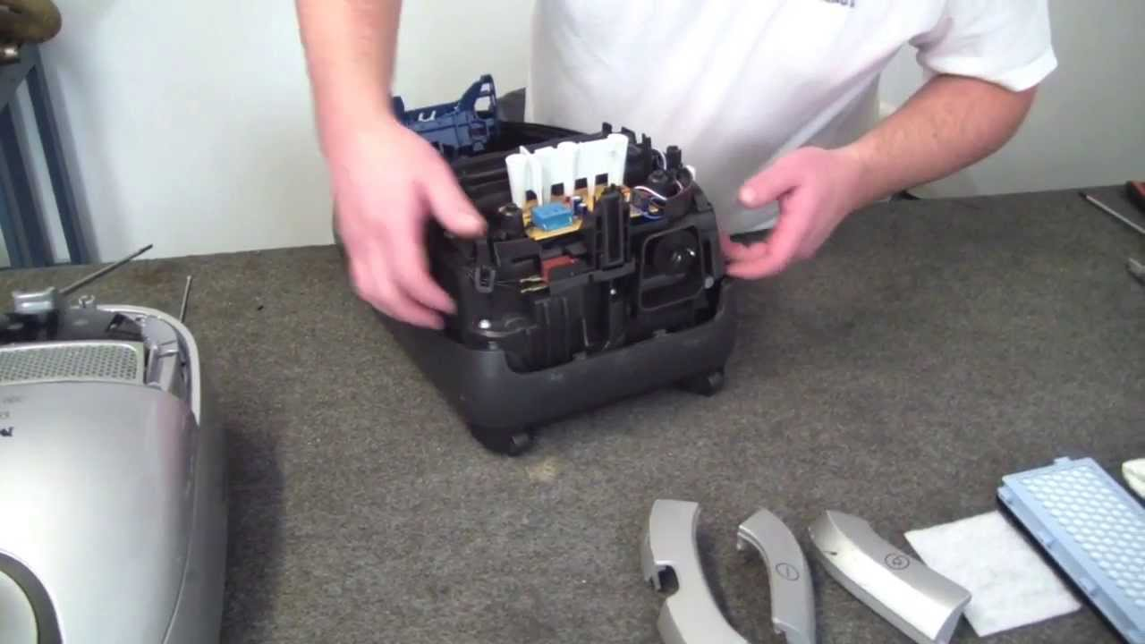 My Miele Is Making A Grinding Motor Sound  How Do I Change The Motor? A Step By Step Guide